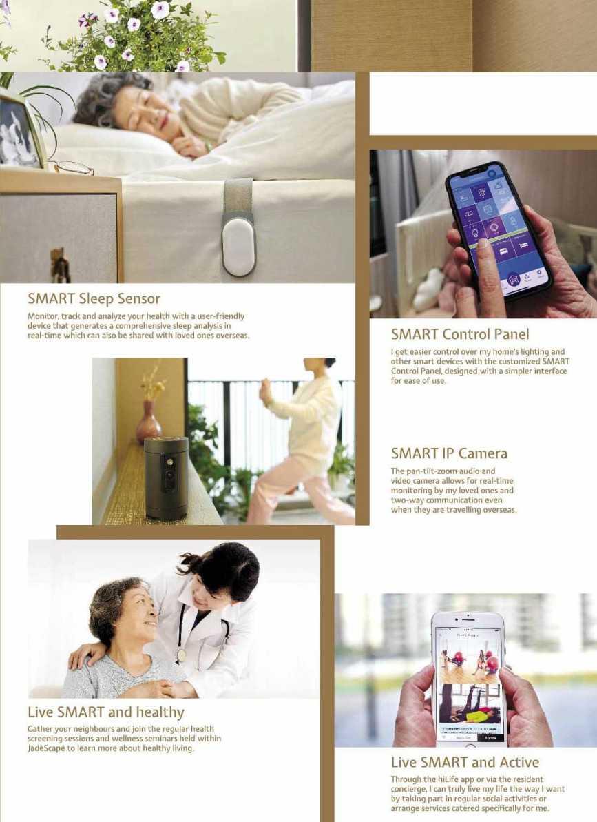 jadescape-smart home
